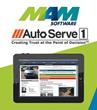 MAM Software Integrates AutoServe1 Digital Vehicle Inspections with VAST Enterprise Point of Sale System