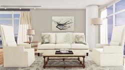 Floorplan Revolution - Sample Living Room