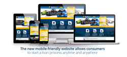Responsive SEO web design on different devices