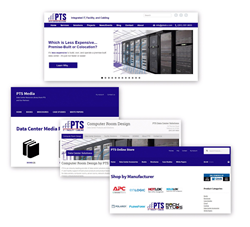 PTS Data Center Solutions, data center design, data cabling