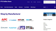 PTS Data Center Solutions, Data Center Design, PTS Online Store, Data Cabling,