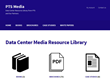 PTS media, data center white papers, data center case studies