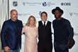 Joe Hall, Maryann Campbell, David O. Russell and celebrity guests attended the Wednesday night Manhattan event for The Glenholme School.