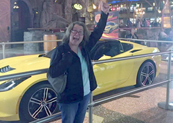 Scranton Chevy Corvette Giveaway