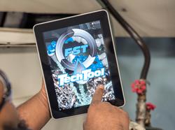 TechTool Mobile App for Monitoring Metalworking Fluids