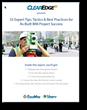New Report Highlights 33 Building Information Modeling (BIM) Best Practices