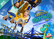 Merlin's Mayhem: Dutch Wonderland's New Ride for 2017 Unveiled
