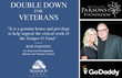 Semper Fi Fund And The Bob & Renee Parsons Foundation Announce Fifth Annual Matching Challenge: Double Down for Veterans Campaign
