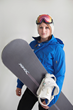 Paralympic Snowboarder Nicole Roundy Signs with The Factory Agency For Representation