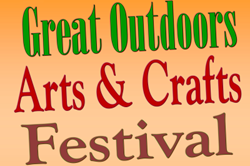 The Great Outdoors Arts and Crafts Festival