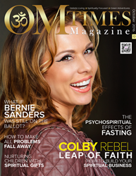 Colby, Psychic Rebel on OMTimes Magazine