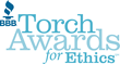 BBB Center for Character Ethics Honors the 2016 Torch Awards for Ethics Recipients