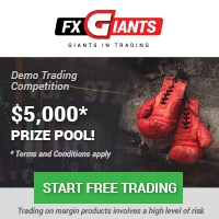 FXGiants Demo Trading Competition