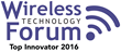Thingtech Named Top Innovator - 2016 by the Wireless Technology Forum