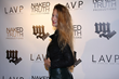Influencer Tal Navarro slays on the red carpet at the LAVP premier in Hollywood