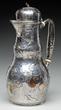 Lot #1409, a Tiffany & Co. Mixed Metal Pot estimated at $10,000-15,000.