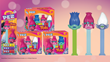 PEZ Candy, Inc. Collaborates with DreamWorks Animation to launch All-New Trolls Line