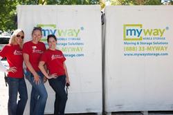 myway mobile storage of denver Walk to Defeat ALS® Event in Denver