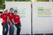 MyWay Mobile Storage of Denver Donates Portable Storage Containers to Assist the Walk to Defeat ALS® Event in Denver