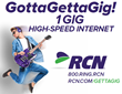 1 Gigabit Internet Service Now Available in Chicago From RCN