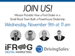 Learn How a Ford Dealer in a Small Rural Town Built a Powerhouse Automotive Dealership: Webinar Hosted by Driving Sales and iFrog Digital Marketing