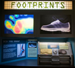 CSI-Footprints - photo courtesy of Alcatraz East