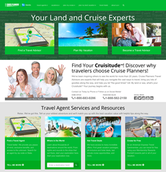 Cruise Planner Launches New Website with Lead Generating Features