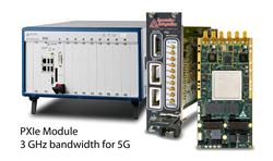 3GHz bandwidth for 5G testing