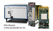 Innovative Integration shipping PXIe module with >3 GHz bandwidth for 5G Design & Testing