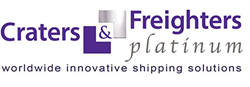 Craters & Freighters Platinum Logo