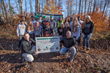 Connor Sports® Hosts Responsible Forestry Event with the Nature Conservancy to Tip-Off Production of the 2017 NCAA® Men's and Women's Final Four® Official Courts