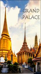 Bangkok Grand Palace tour guide app
