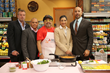 """Associated Supermarket Group, ADA and the Bronx Borough Pres kicked-off American Diabetes Month® with the """"Health and Flavor"""" cooking tour on Nov. 3 at the Met Fresh Supermarket in the Bronx, NY."""