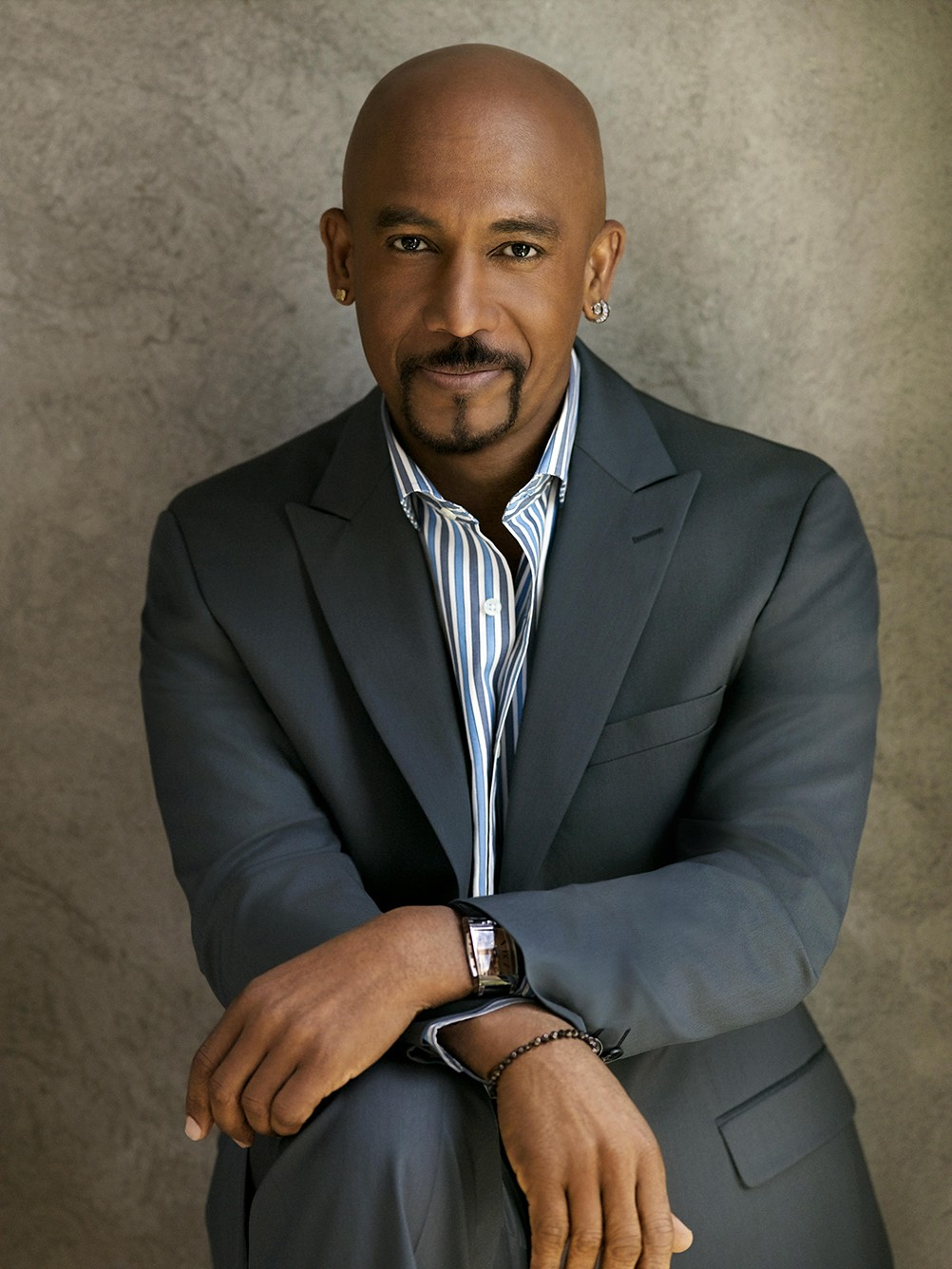 High Tech Automotive >> BAS Research and Television Personality Montel Williams ...