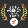 206 TAG Marketing Agency of the Year Award Winner