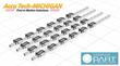 Accu Tech Michigan Launch Interactive 3D Product Catalog & CAD Configurator built by CADENAS PARTsolutions