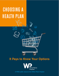 Choosing a Health Plan guide