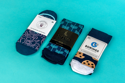 Foot Cardigan Launches Tip Tops, Borings and Houdinis to Product Offerings.