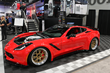 Wide Body C7 Corvette At 2016 SEMA Show Makes Debut At Mobil 1 Booth – By Stance Craft