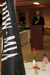 Veterans Day tributes at Husson University