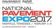 Advance Registration Jumps More Than 35% for National Pavement Expo, Feb. 1-4, 2017, in Nashville