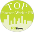 PR News Names Fast Growing Tech Agency AR|PR a Top Place to Work in PR