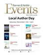 Four Boulevard Books Writers at Barnes & Noble Authors Day, Nov. 12, 12-5