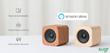 Amazon Alexa Available on Sugr Cube Minimalist Wi-Fi Speaker