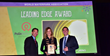 """Polin Waterparks Honored With """"Leading Edge Award"""""""