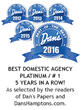Hamptons Employment Agency Celebrates Fifth Win for Dan's Papers Annual Best of the Best Award