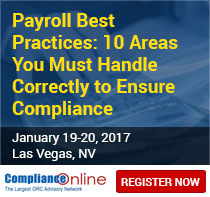 Payroll Best Practices: 10 Areas You Must Handle Correctly to Ensure Compliance