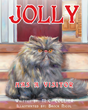 "M.C. Collier's new book ""Jolly... Has a Visitor"" is a creatively crafted and vividly illustrated journey into the furry world of Jolly Jingles the cat."
