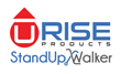 URise Products' StandUp Walker Wins Gold in Medtrade's New Product Pavilion