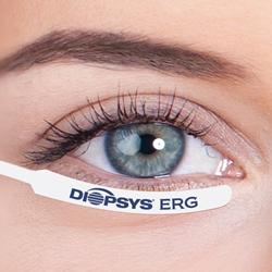 Diopsys ERG Lid Electrode